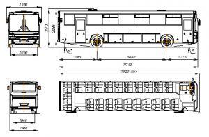 Схемы автобусов сыктывкар
